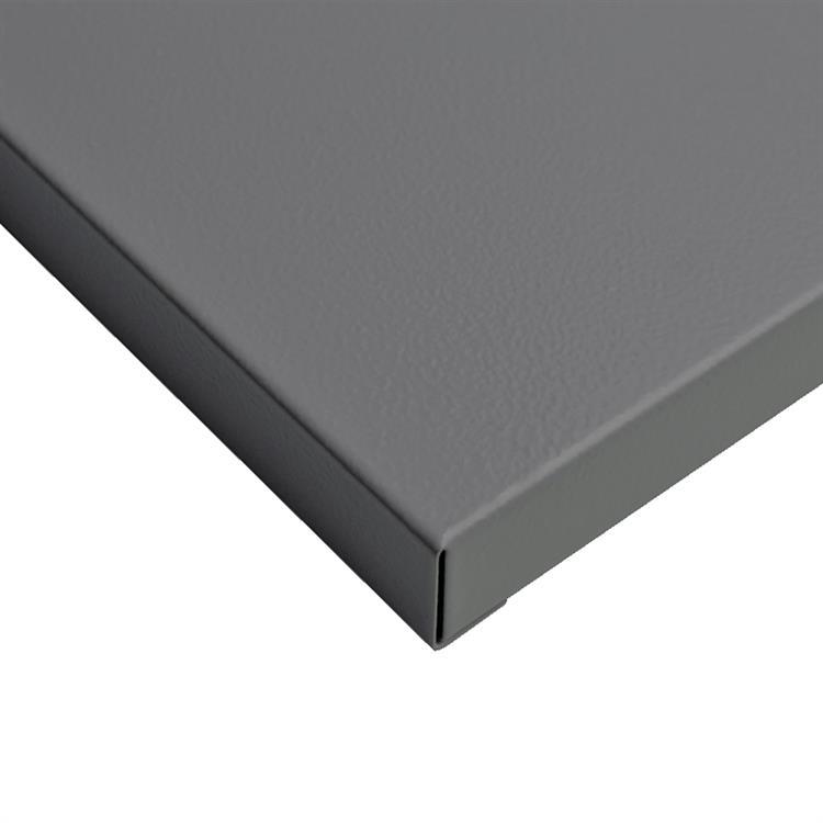 深灰色(HH482粉)层板/893×340×20×0.6mm(A,E,W,G系列)
