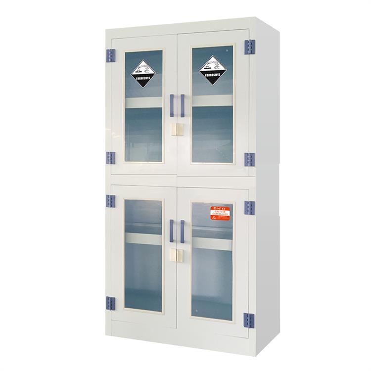 众御PP药品柜ZYPM1800-4带可视窗四门手动