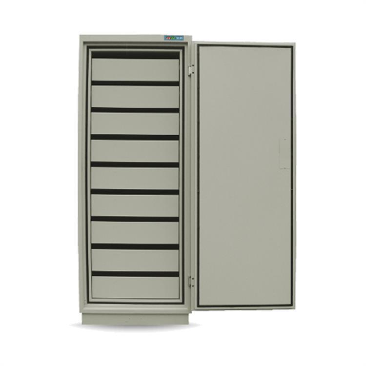 众御防磁防潮柜ZYM320 9个抽屉  1800*700*500